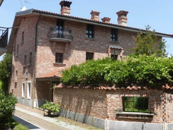 Casa indipendente in vendita a Rocca de' Baldi, Crava, Con giardino, 300 mq - Foto 1