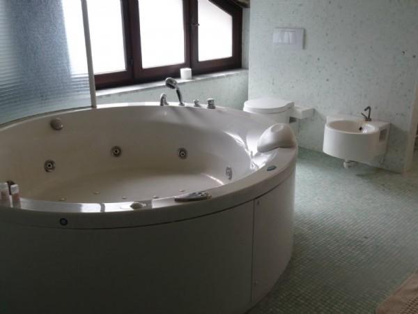 Casa indipendente in vendita a Rocca de' Baldi, Crava, Con giardino, 300 mq - Foto 5