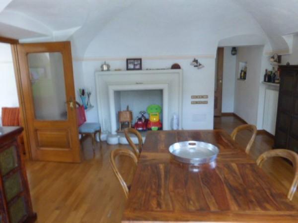 Casa indipendente in vendita a Rocca de' Baldi, Crava, Con giardino, 300 mq - Foto 8