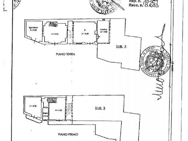Casa indipendente in vendita a Murazzano, Frazione Bruni, Con giardino, 160 mq - Foto 3
