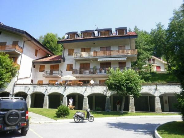 Appartamento in vendita a Roccaforte Mondovì, Lurisia, Arredato, con giardino, 55 mq