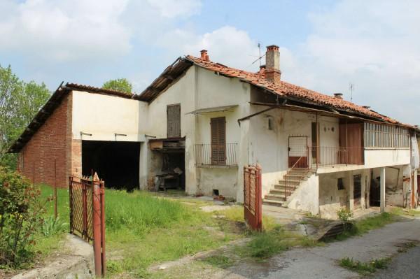 Rustico/Casale in vendita a Vicoforte, Con giardino, 170 mq