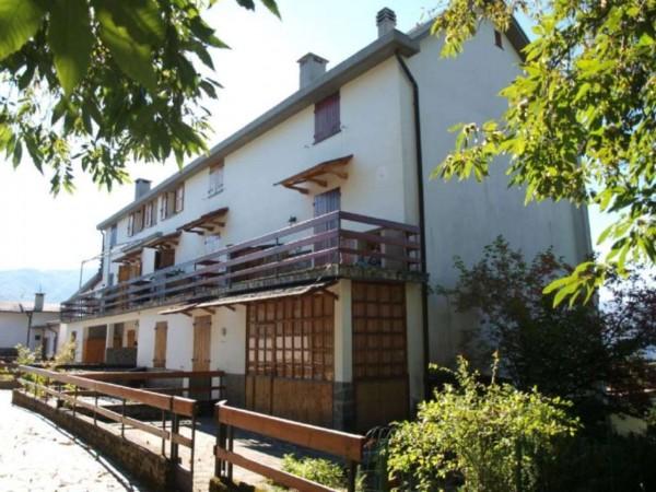Appartamento in vendita a Santo Stefano d'Aveto, Amborzasco, Con giardino, 100 mq