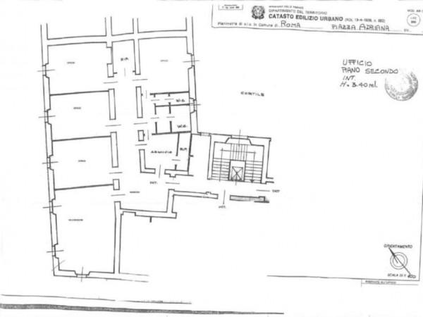 Ufficio in vendita a Roma, Prati, 235 mq - Foto 2