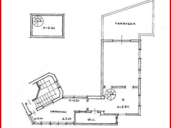 Appartamento in vendita a Roma, San Giovanni, 120 mq - Foto 23