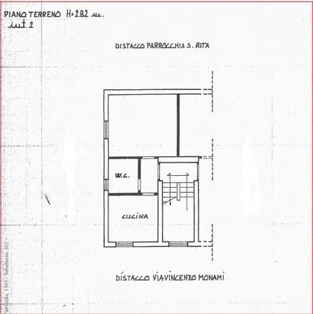 Appartamento in vendita a Roma, Due Leoni, 45 mq - Foto 2