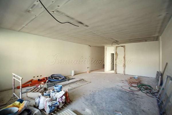 Appartamento in vendita a Milano, San Siro, Con giardino, 128 mq - Foto 6