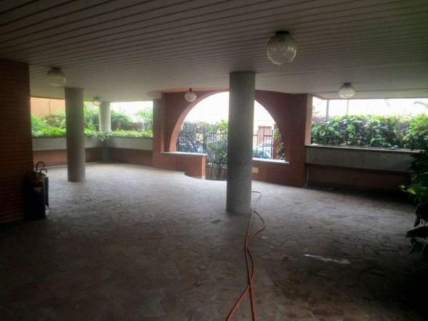 Appartamento in vendita a Milano, San Siro, Con giardino, 128 mq - Foto 28
