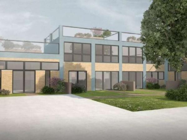 Appartamento in vendita a Milano, San Siro, Con giardino, 128 mq - Foto 1