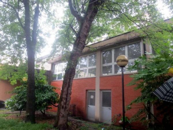 Appartamento in vendita a Milano, San Siro, Con giardino, 128 mq - Foto 30