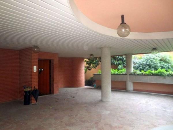 Appartamento in vendita a Milano, San Siro, Con giardino, 128 mq - Foto 25