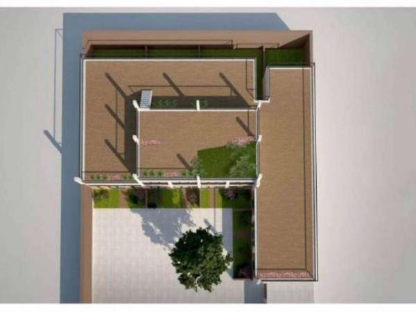 Appartamento in vendita a Milano, San Siro, Con giardino, 128 mq - Foto 18