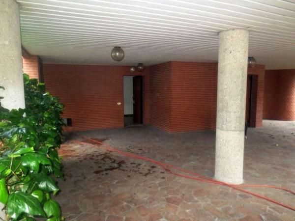 Appartamento in vendita a Milano, San Siro, Con giardino, 128 mq - Foto 27