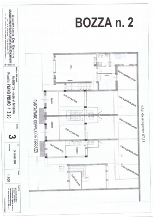Appartamento in vendita a Milano, San Siro, Con giardino, 128 mq - Foto 13