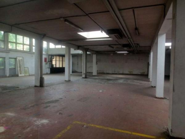 Appartamento in vendita a Milano, San Siro, Con giardino, 128 mq - Foto 33