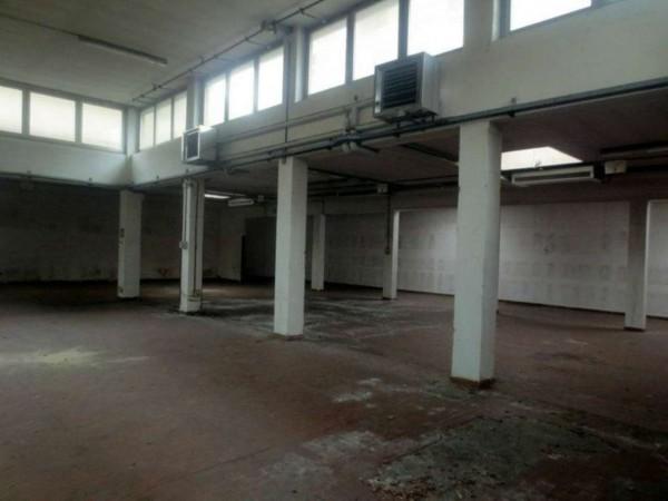 Appartamento in vendita a Milano, San Siro, Con giardino, 128 mq - Foto 34