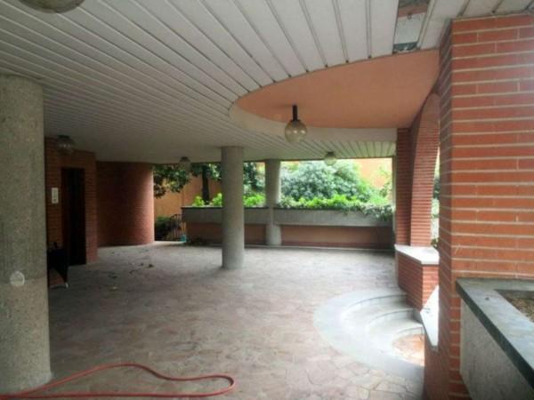 Appartamento in vendita a Milano, San Siro, Con giardino, 128 mq - Foto 26