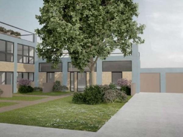 Appartamento in vendita a Milano, San Siro, Con giardino, 128 mq - Foto 20