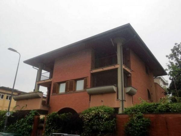 Appartamento in vendita a Milano, San Siro, Con giardino, 128 mq - Foto 21