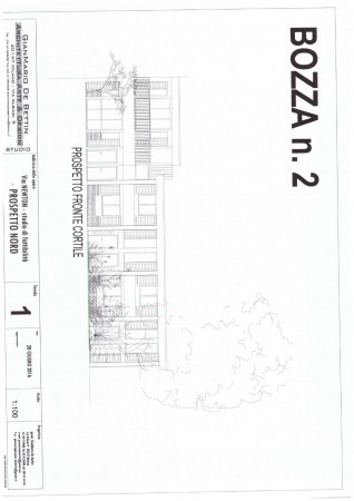 Appartamento in vendita a Milano, San Siro, Con giardino, 128 mq - Foto 12