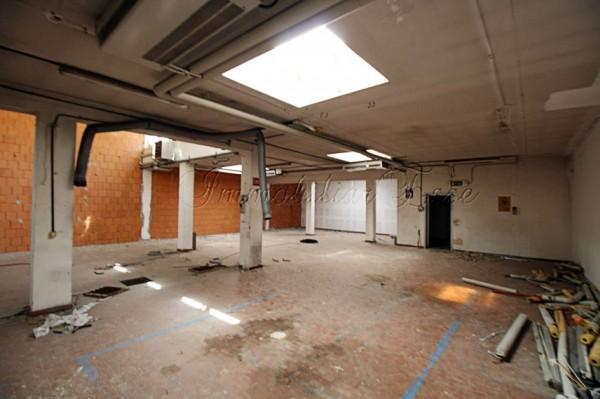 Appartamento in vendita a Milano, San Siro, Con giardino, 128 mq - Foto 10