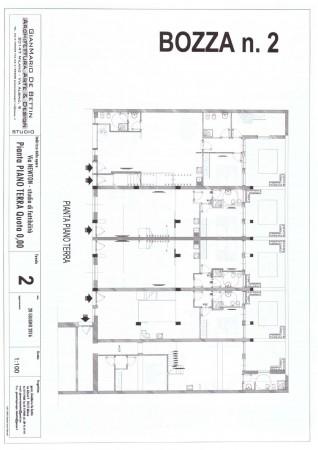 Appartamento in vendita a Milano, San Siro, Con giardino, 128 mq - Foto 14