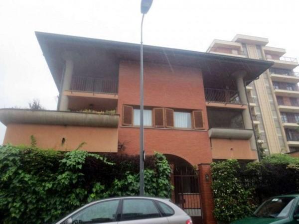 Appartamento in vendita a Milano, San Siro, Con giardino, 128 mq - Foto 22