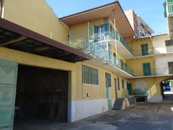 Appartamento in vendita a San Michele Mondovì, Centro, Con giardino, 210 mq - Foto 12