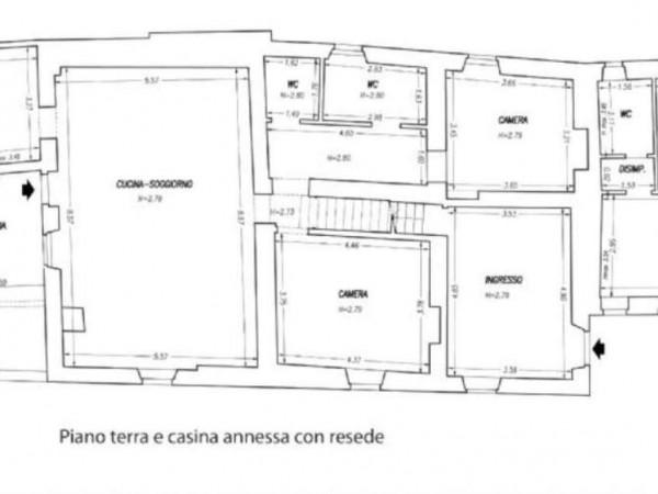 Villa in vendita a Calenzano, 630 mq - Foto 4