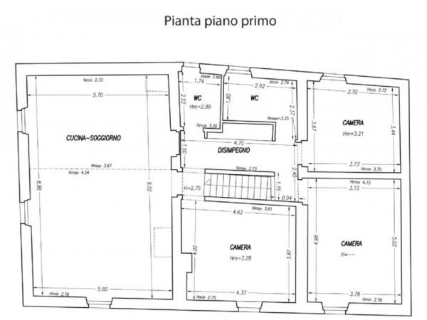 Villa in vendita a Calenzano, 630 mq - Foto 3