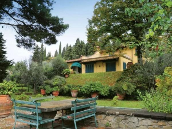 Villa in vendita a Fiesole, 600 mq - Foto 1