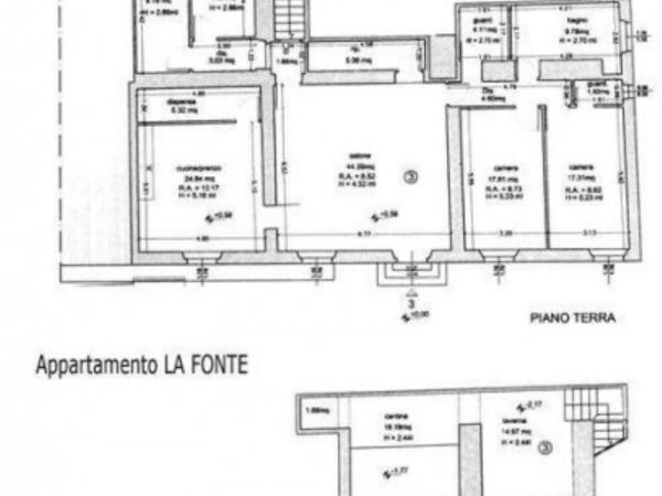 Appartamento in vendita a Firenze, Careggi, 203 mq - Foto 2