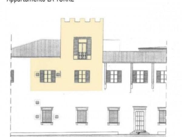 Appartamento in vendita a Firenze, Careggi, 175 mq - Foto 4