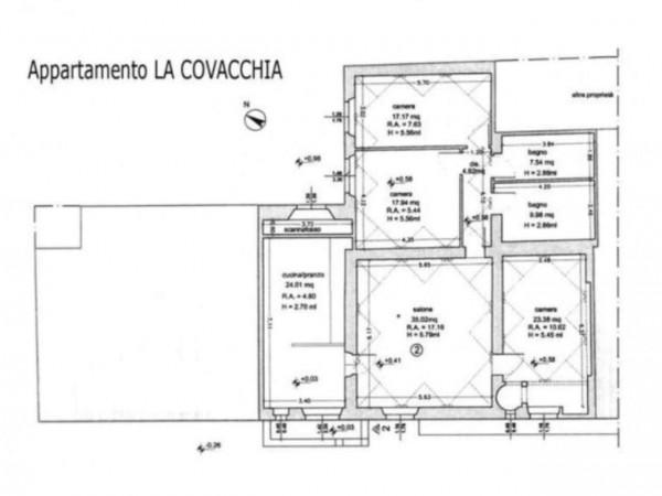 Appartamento in vendita a Firenze, Careggi, 180 mq - Foto 2