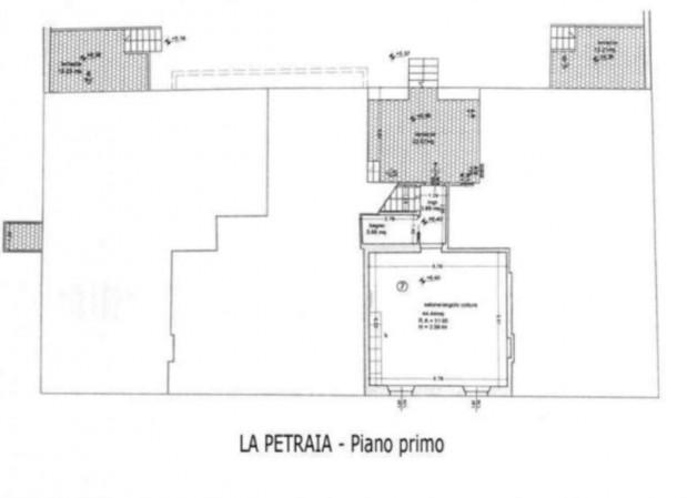 Appartamento in vendita a Firenze, Careggi, 150 mq - Foto 3