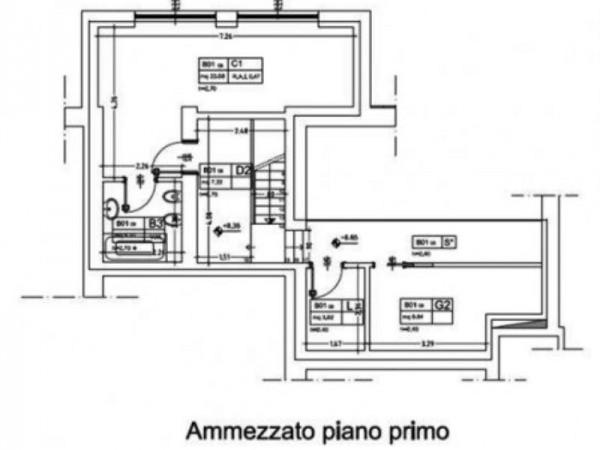 Appartamento in vendita a Firenze, Campo Di Marte, 140 mq - Foto 3