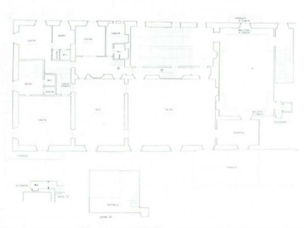 Appartamento in vendita a Firenze, 450 mq - Foto 2
