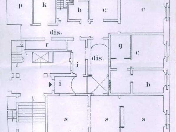 Appartamento in vendita a Firenze, 230 mq - Foto 2