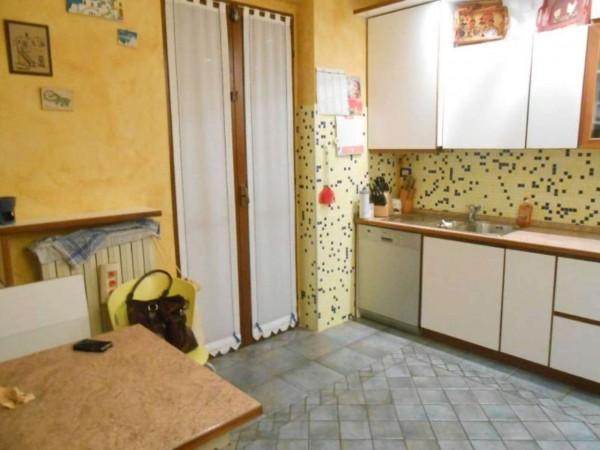 Villetta a schiera in vendita a Ricengo, Residenziale, Con giardino, 147 mq