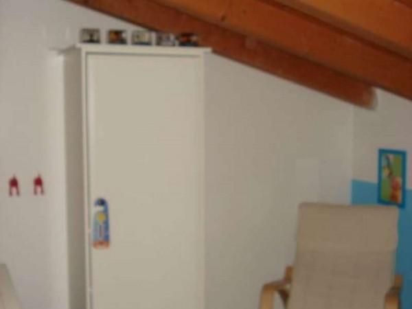 Villetta a schiera in affitto a Trescore Cremasco, Residenziale, Con giardino, 145 mq - Foto 12