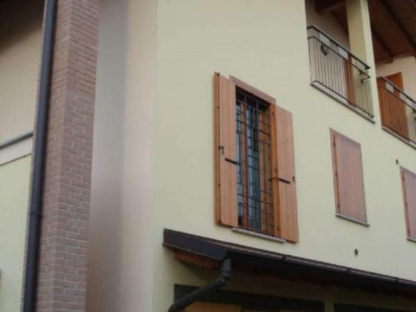 Villetta a schiera in affitto a Trescore Cremasco, Residenziale, Con giardino, 145 mq - Foto 3