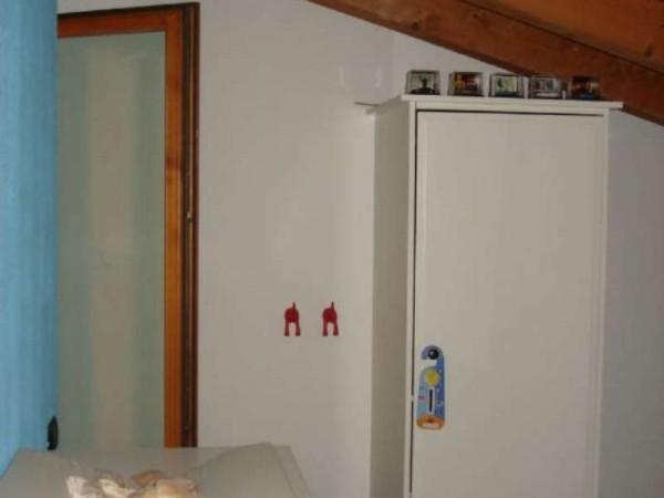 Villetta a schiera in affitto a Trescore Cremasco, Residenziale, Con giardino, 145 mq - Foto 11
