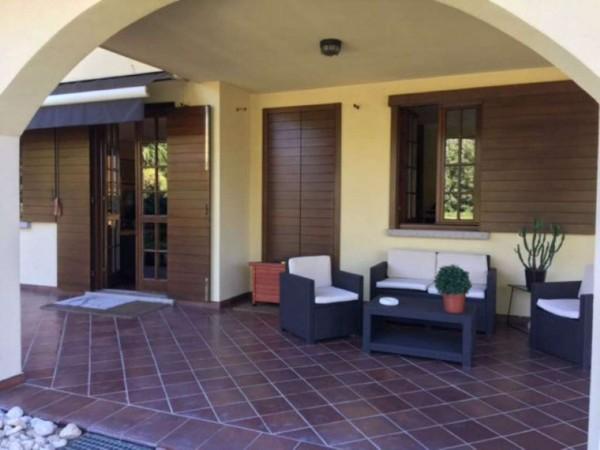 Casa indipendente in vendita a Lesmo, 415 mq - Foto 21