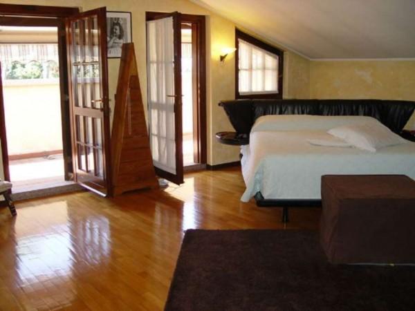Casa indipendente in vendita a Lesmo, 415 mq - Foto 11