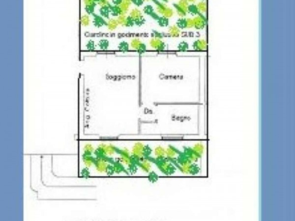 Appartamento in vendita a Legnano, Olmina, 60 mq - Foto 9