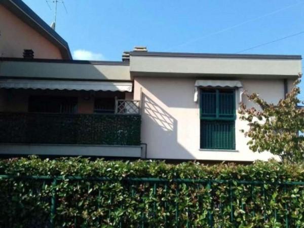 Appartamento in vendita a Ceriano Laghetto, Con giardino, 85 mq - Foto 15