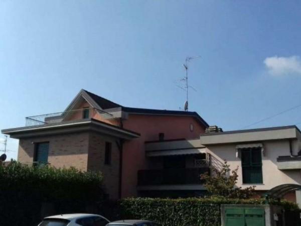 Appartamento in vendita a Ceriano Laghetto, Con giardino, 85 mq - Foto 21