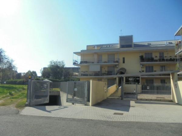 Appartamento in affitto a Abbiategrasso, 60 mq