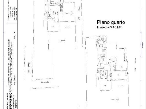 Appartamento in vendita a Genova, 100 mq - Foto 2