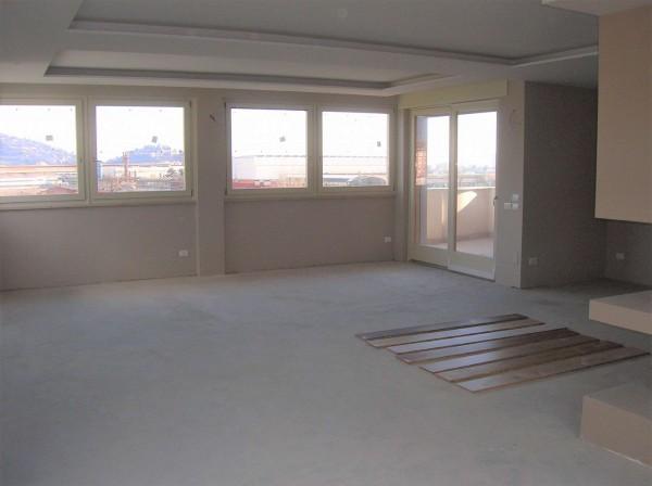 Appartamento in vendita a Brescia, Urago Mella, 184 mq - Foto 12